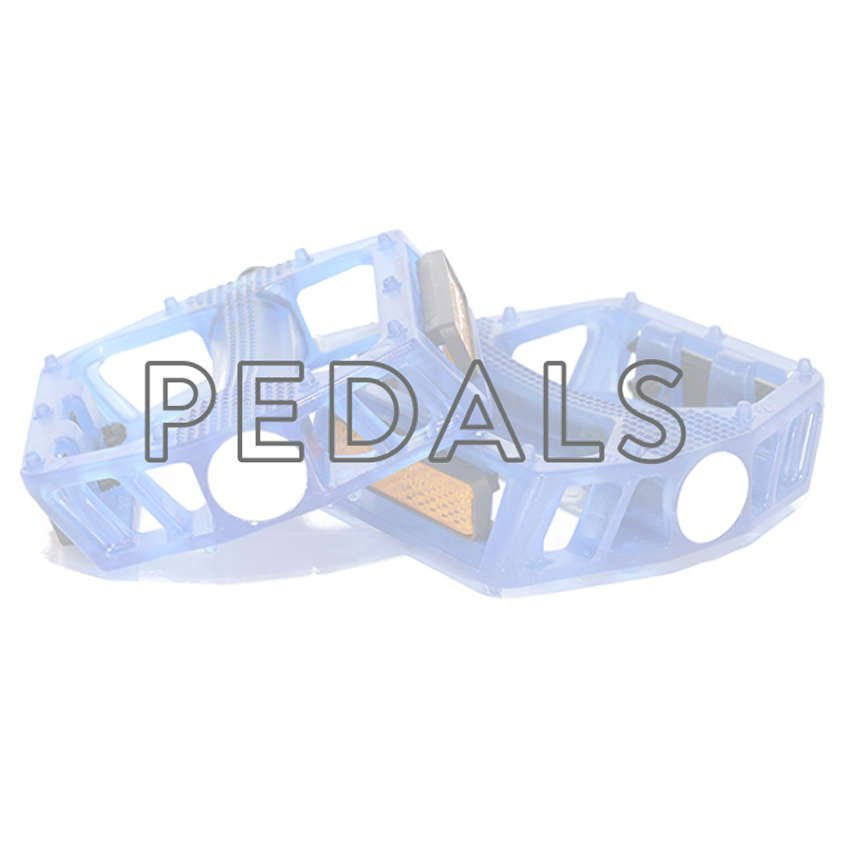 Custom Bicycle Pedals