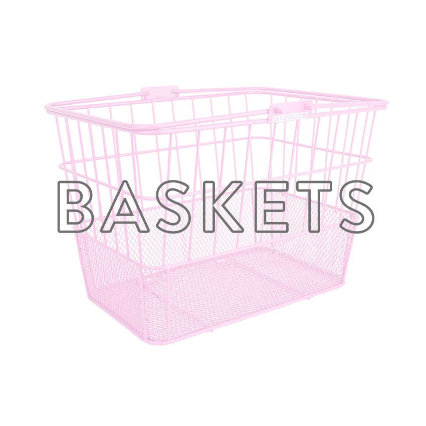 Custom Bicycle Baskets
