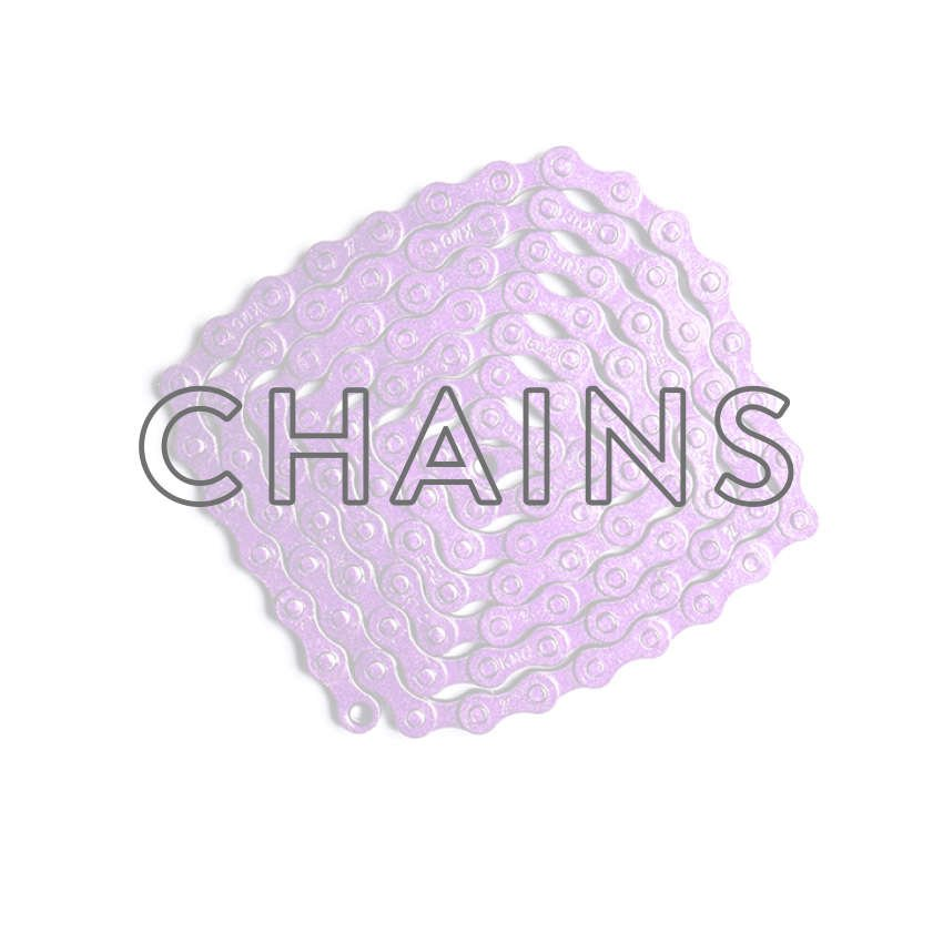 Custom Bicycle Chains
