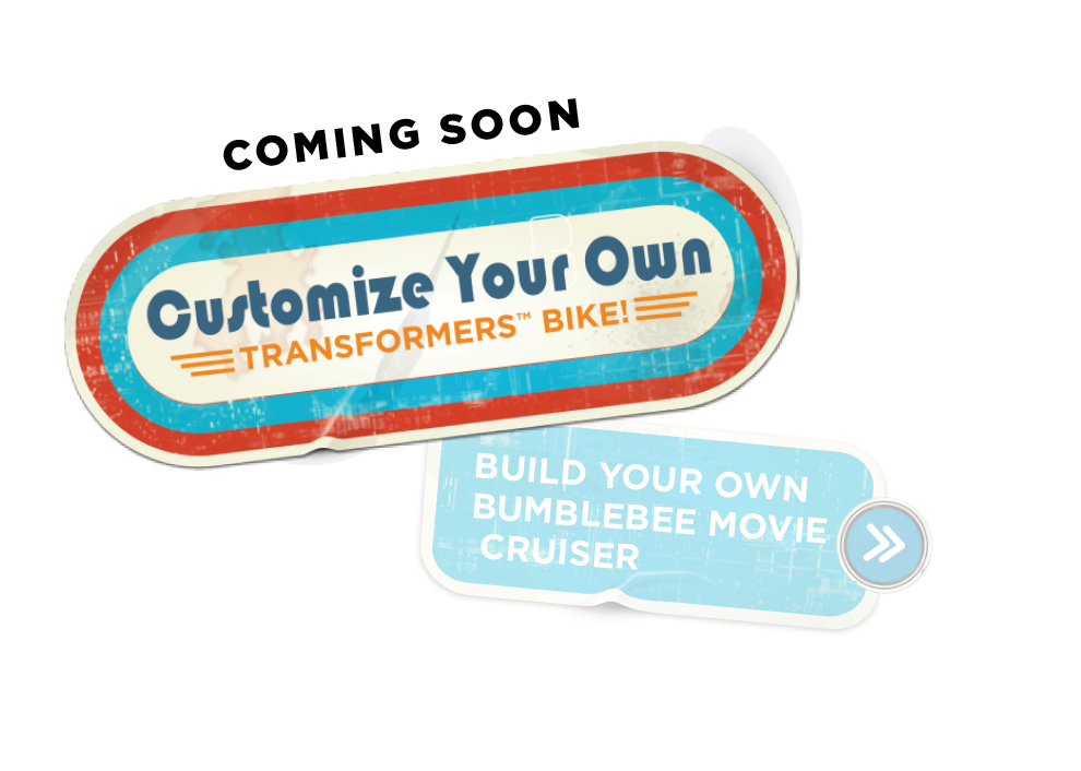 Customize Your Own Transformers Cruiser