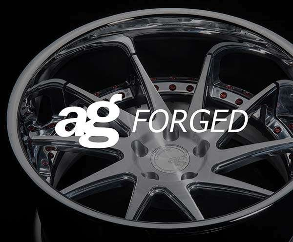 AG Wheels Forged