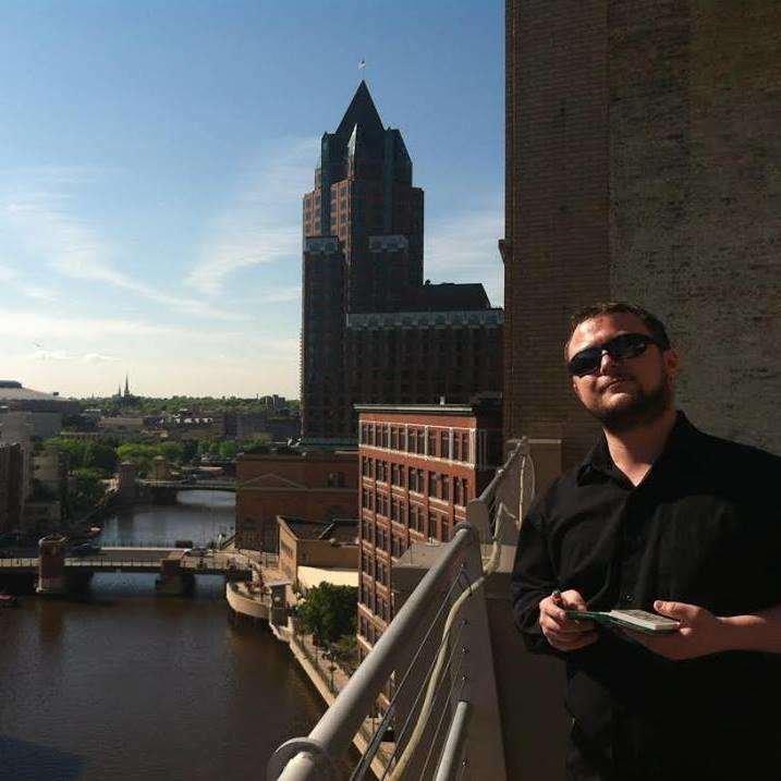Then & Now Art® shoot - Milwaukee, WI