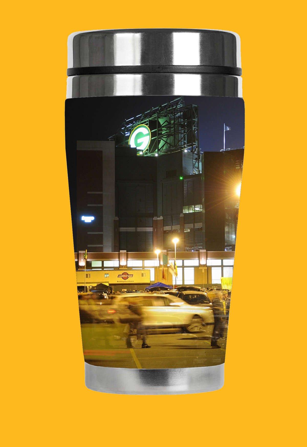 Lambeau Field Mugzie Coffee Tumbler