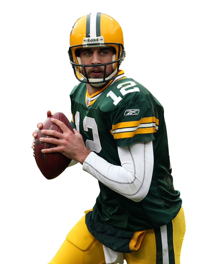 Aaron Rodgers Superstar NFL