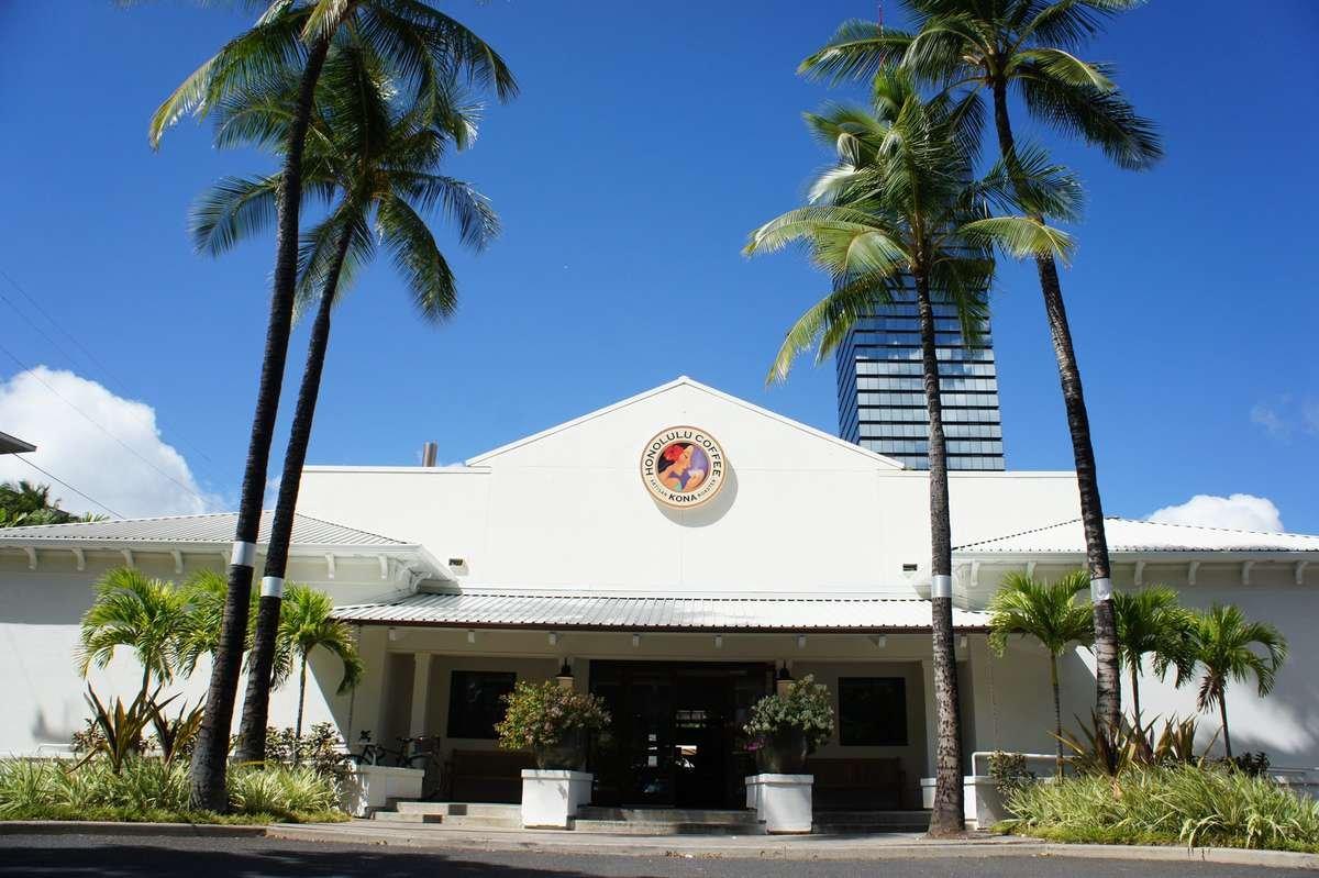 The Honolulu Coffee Experience Center