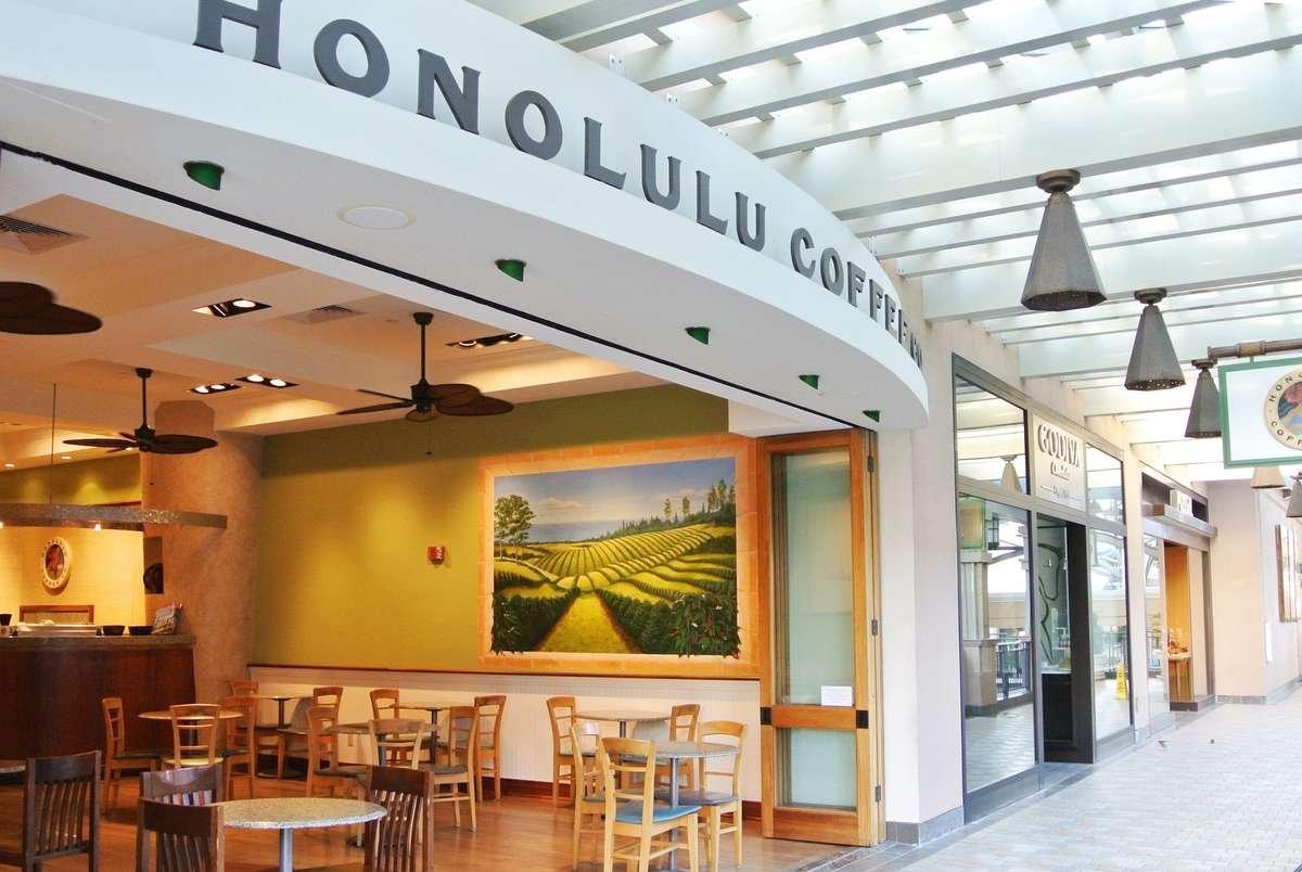 Honolulu Coffee Ala Moana Cafe