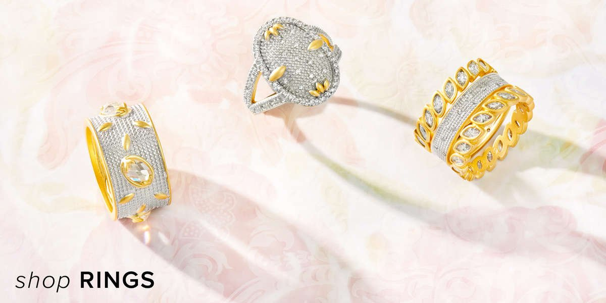 Shop FREIDA ROTHMAN Rings