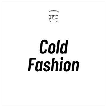 Cold Fashioned Drink Recipe Page