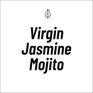 Virgin Jasmine Mojito Recipe Page