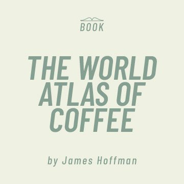 The World Atlas of Coffee Book Page