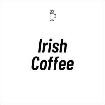 Irish Coffee Recipe Page