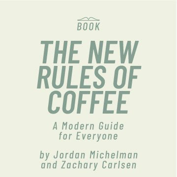 The New Rules of Coffee Book Page