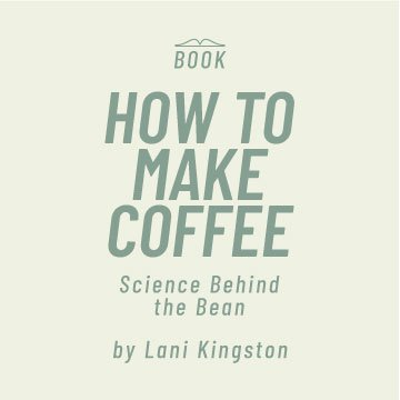 How to Make Coffee Book Page