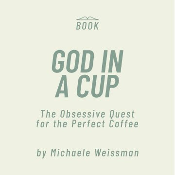 God in a Cup Book Page