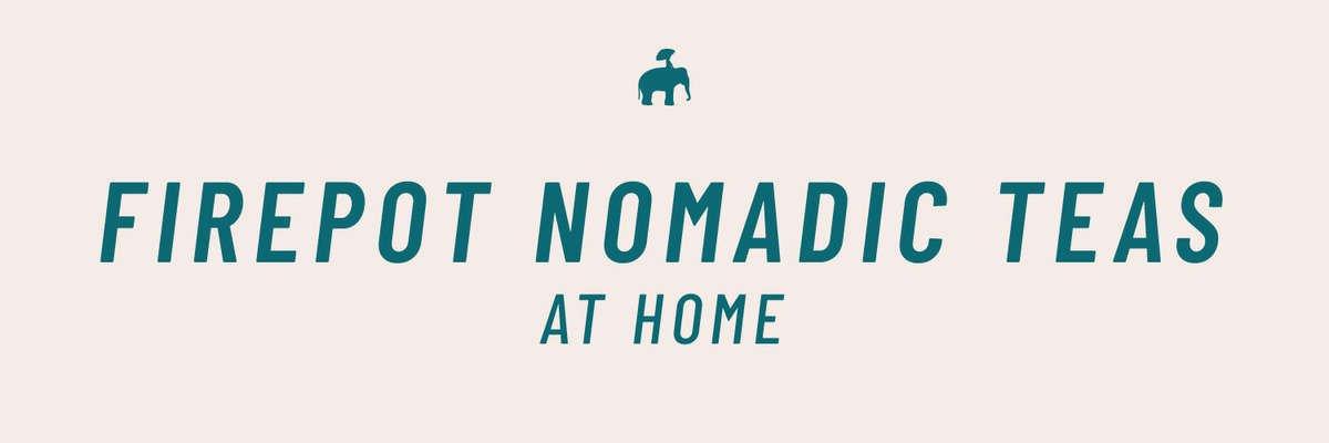 Firepot Nomadic Teas Website