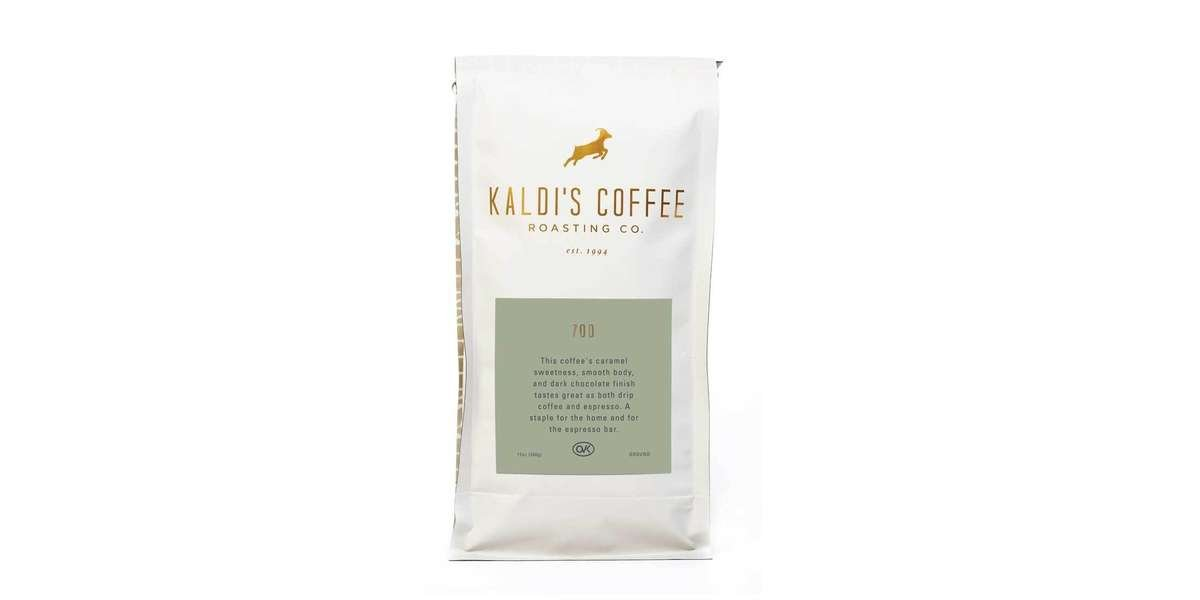 A 12oz bag of our espresso blend, 700