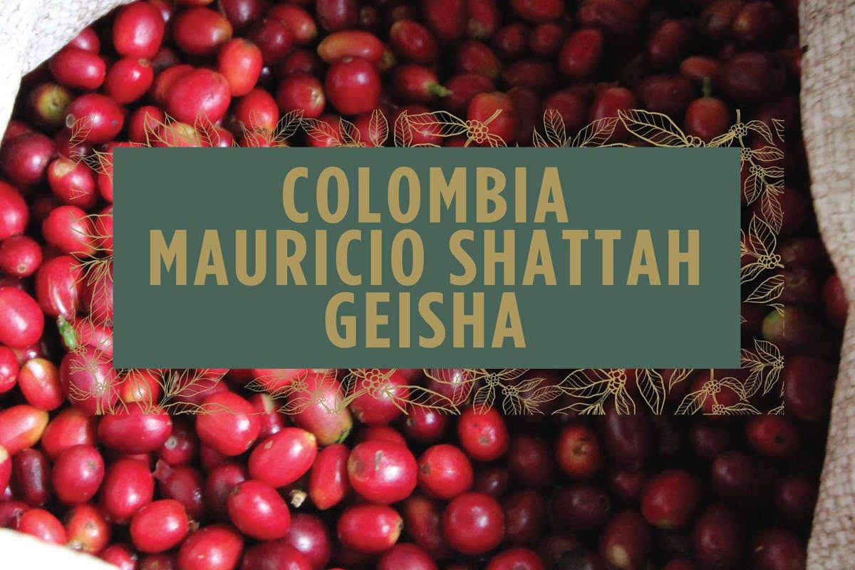 Colombia Mauricio Shattah Geisha