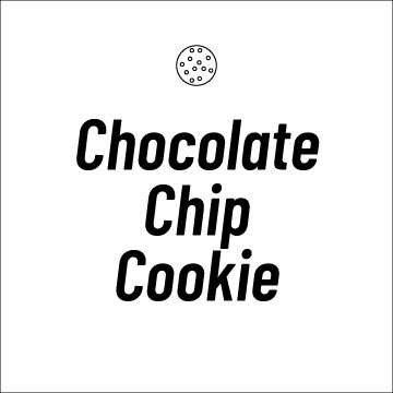 Kaldi's Coffee Chocolate Chip Cookie Recipe Page