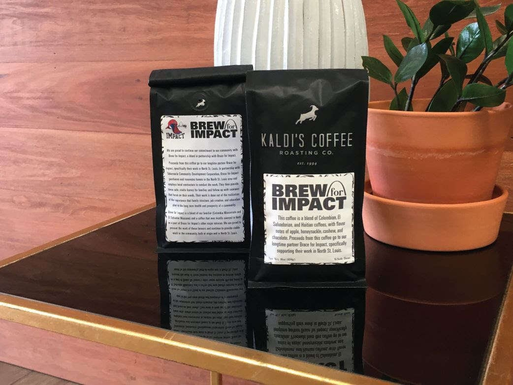 Brew for Impact Coffee Blend | Kaldi's Coffee Charitable Donations