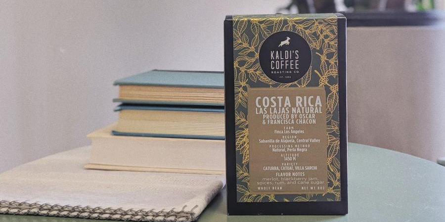 A box of our special Cupping Room Series Coffee