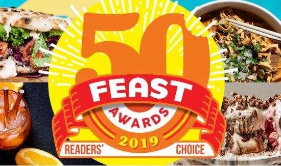 2019 Feast 50 Winner