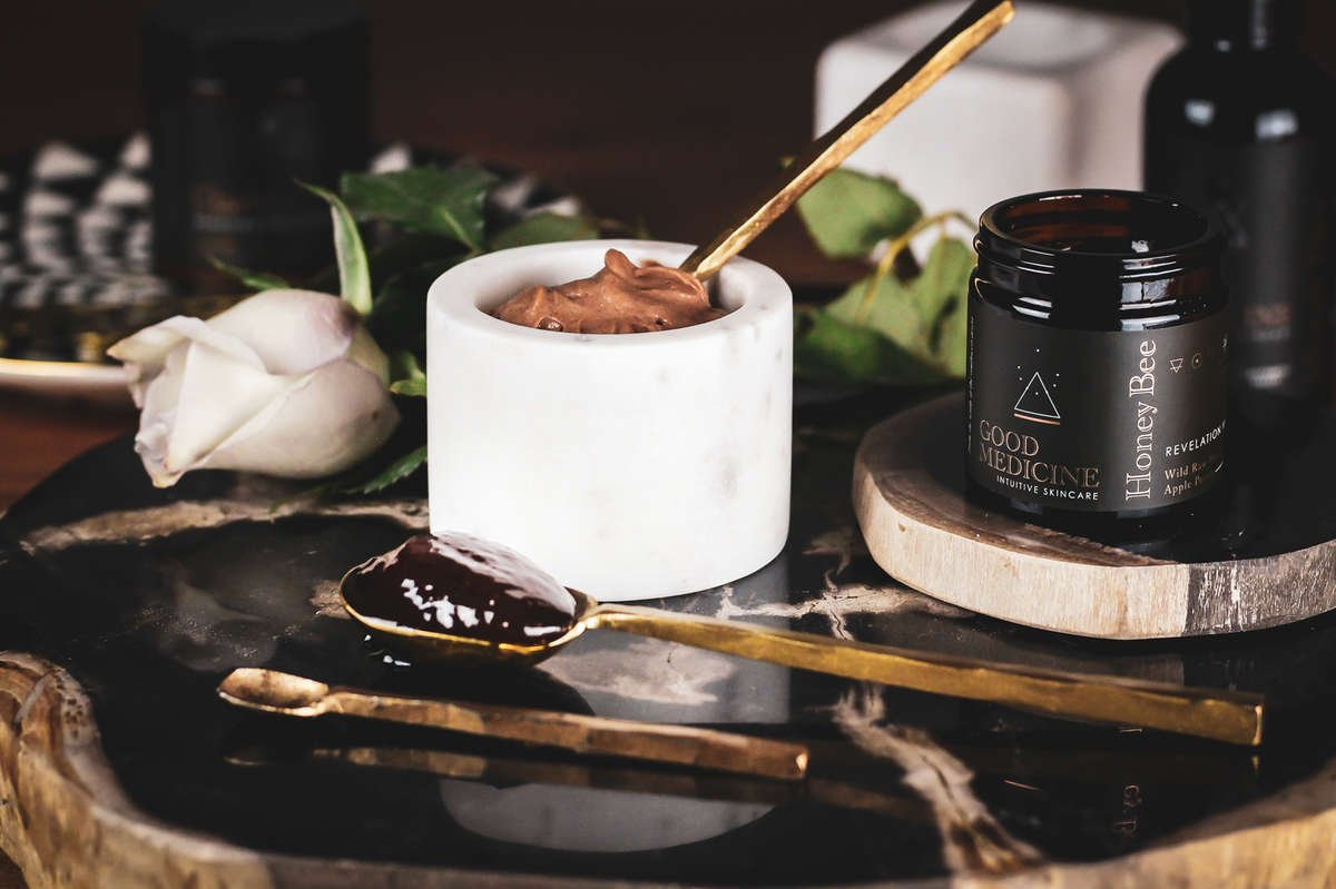 Mature, Moody Intuitive Skincare by Good Medicine – Good