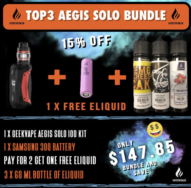 TOP3 AEGIS SOLO BUNDLE