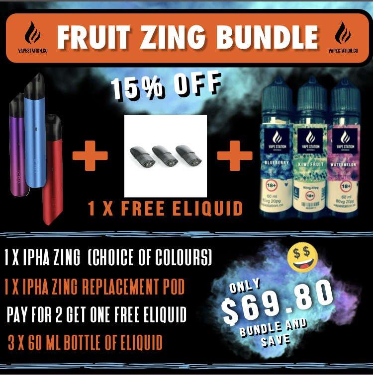 FRUIT ZING BUNDLE