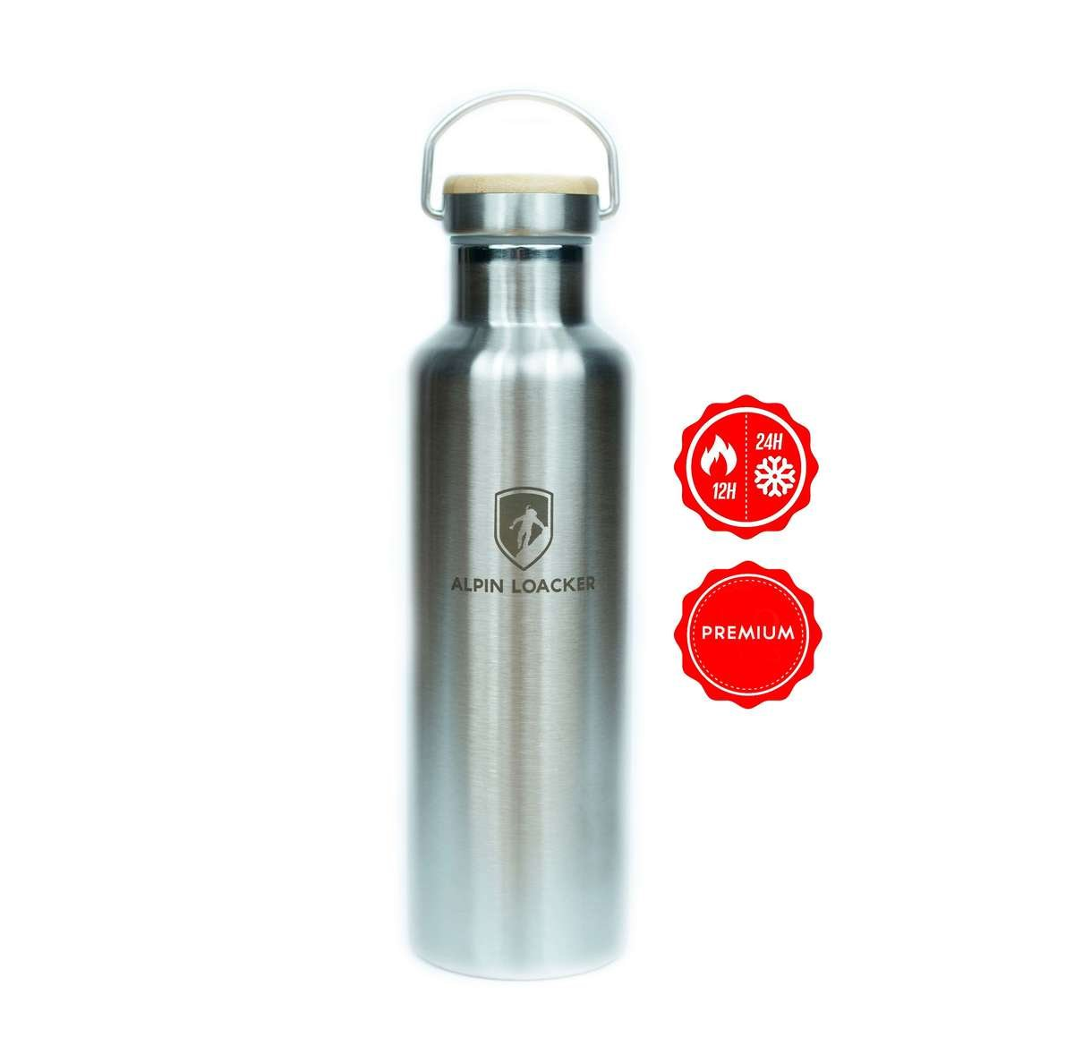 Hyperpage Edelstahl Thermosflasche