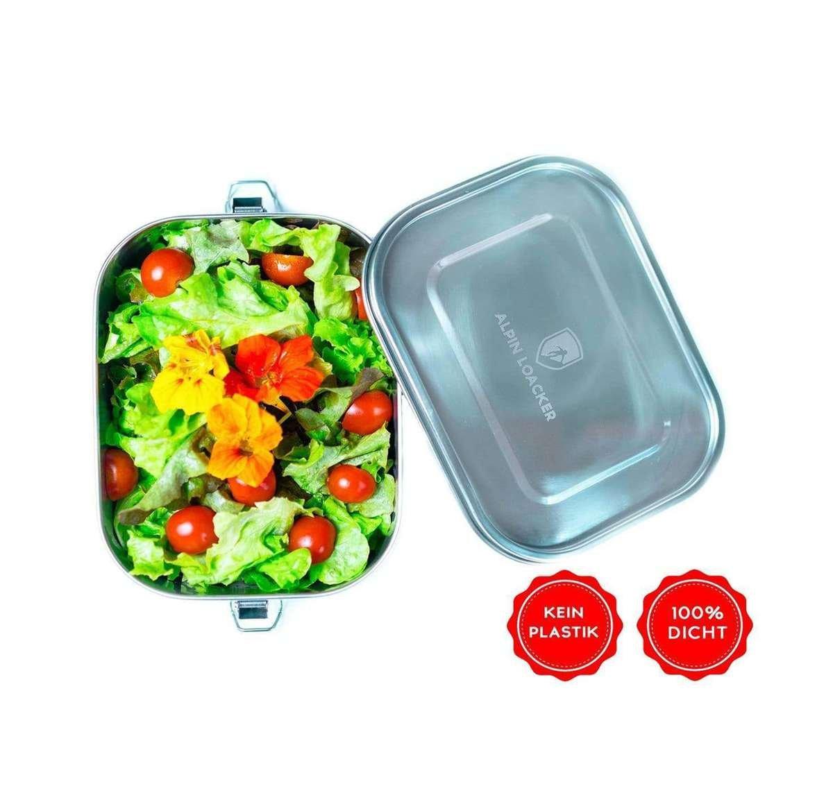 Hyperpage Edelstahl auslaufsichere Lunchbox