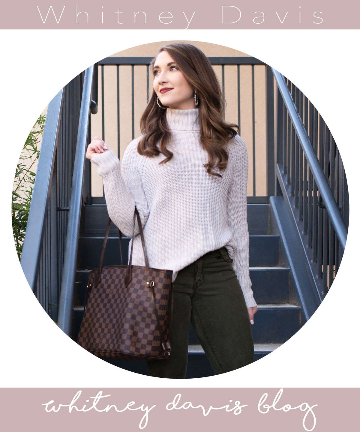 Whitney Davis - Fashion Blogger - Kendry Collection Boutique