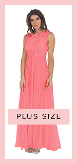 Our plus size dress collection consists of long high neck dresses, short flowy dresses, tight sleek and sexy dresses and so much more!