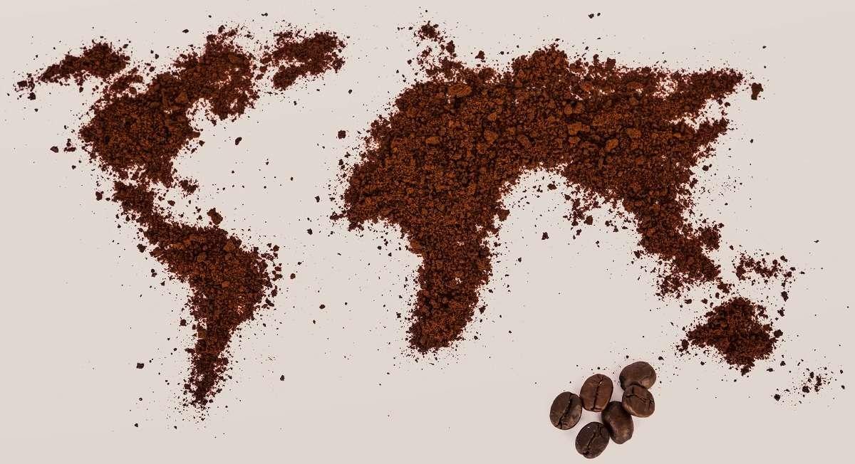 kaffeebohnen Probierset von Explore The World Coffee. Probiere dich durch die Welt von direkt gehandeltem, fairen Kaffee.