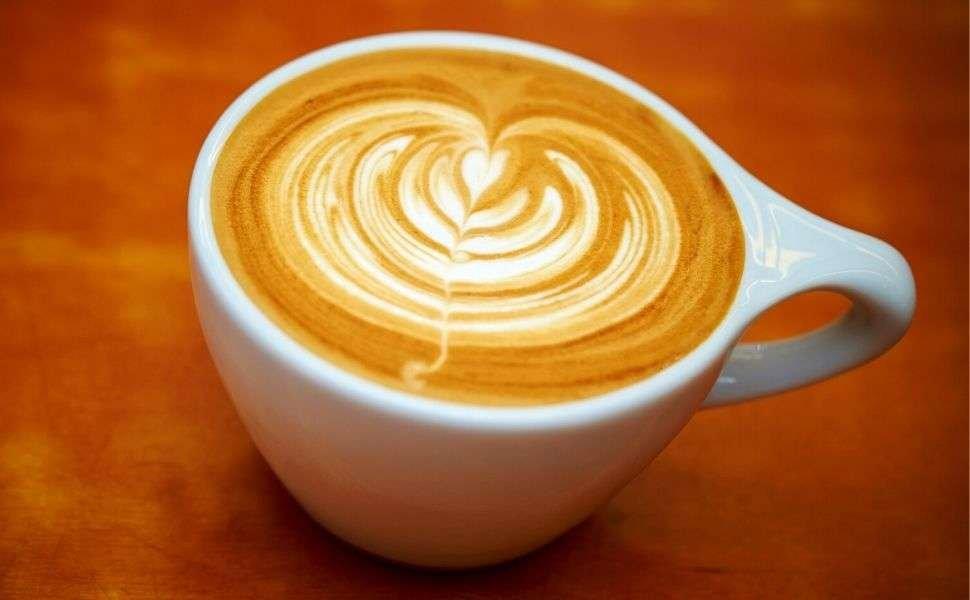 Frisch gerösteter Ruanda Kaffee, Kaffee aus Afrika.