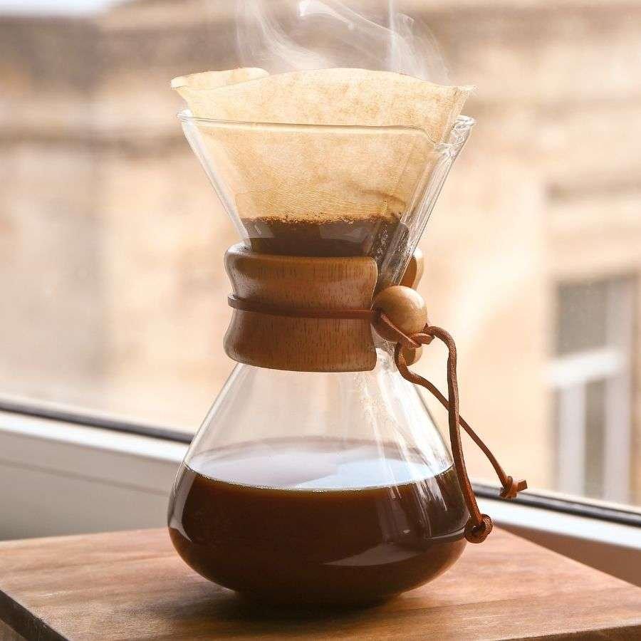 Heller Röstkaffee, perfekt zum Probieren als Kaffee Set.