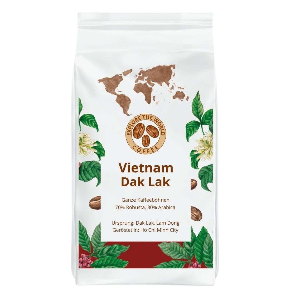 Vietnamesische Kaffeebohnen im Online Shop bestellen.