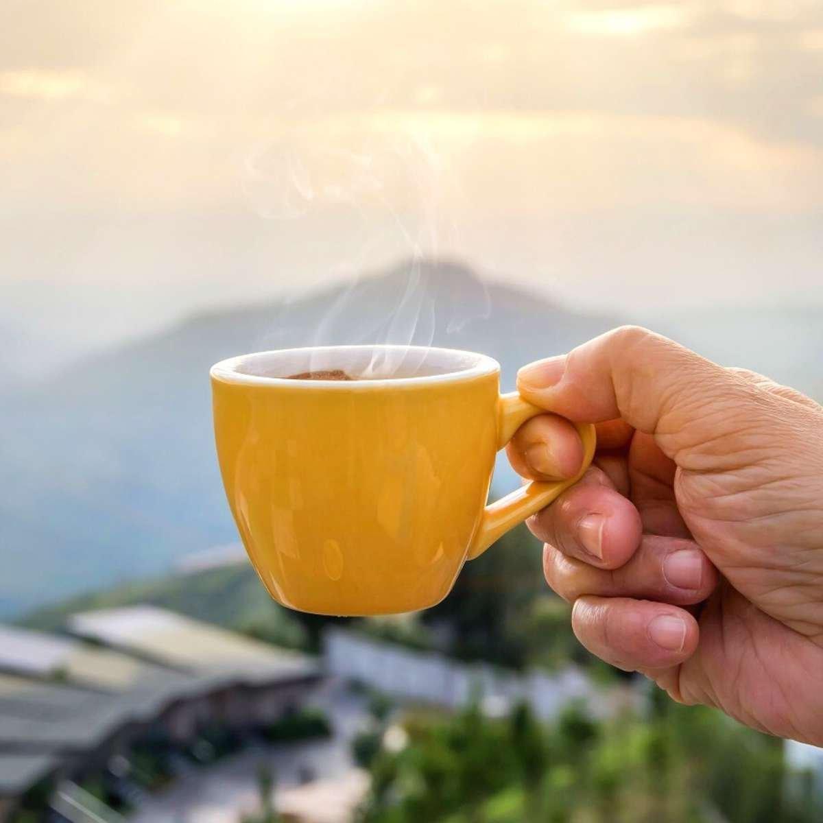 Röstkaffee aus Kolumbien.
