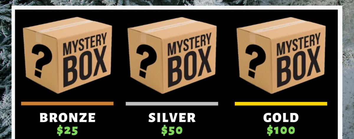 Mystery Box Options