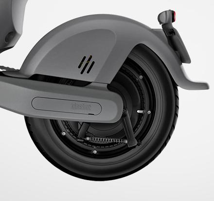 Segway Ninebot Electric ebike moped c80 smart seated scooter throttle Regenerative braking brakes