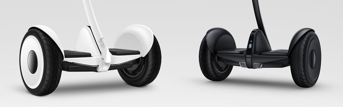 Segway Ninebot S self balancing electric vehicle