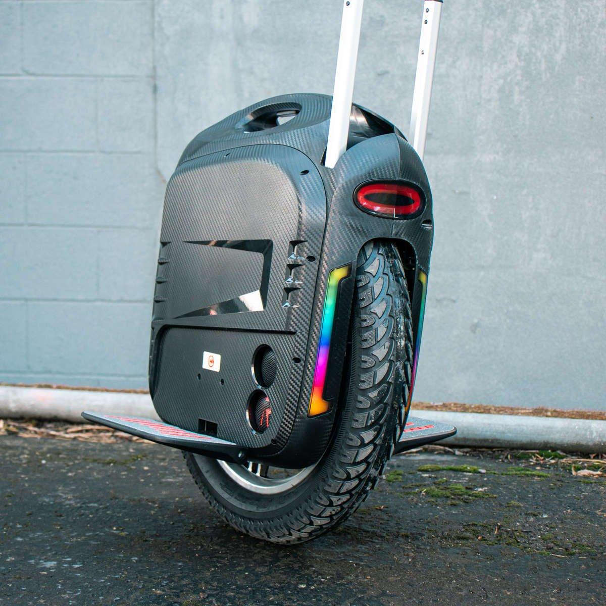 Half eBike Electric Unicycle EUC Gotway RS