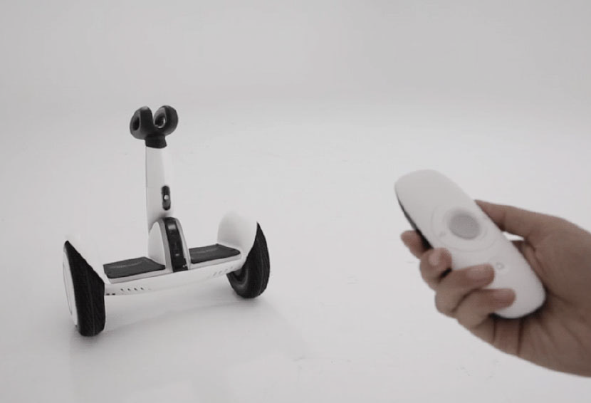 Segway Ninebot S self balancing electric vehicle remote