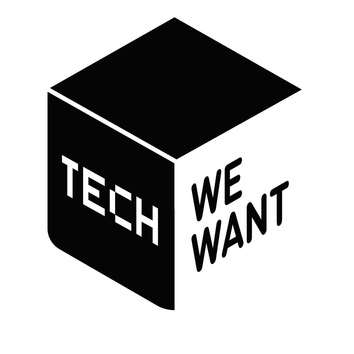 tech we want logo