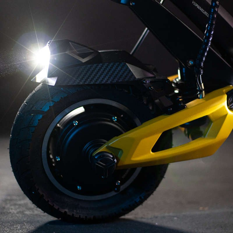 VSETT 10 Electric scooter by ZERO 10x electric scooters