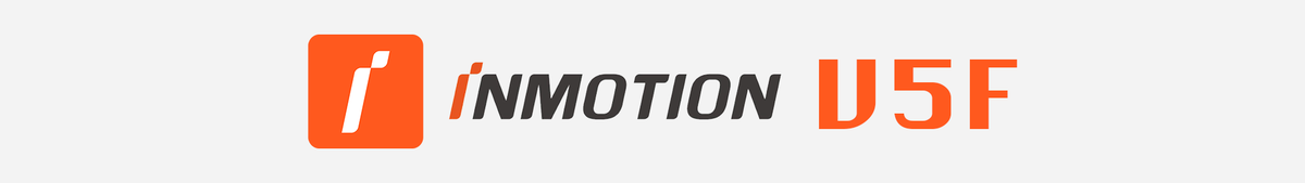 Inmotion v5f logo electric unicycle