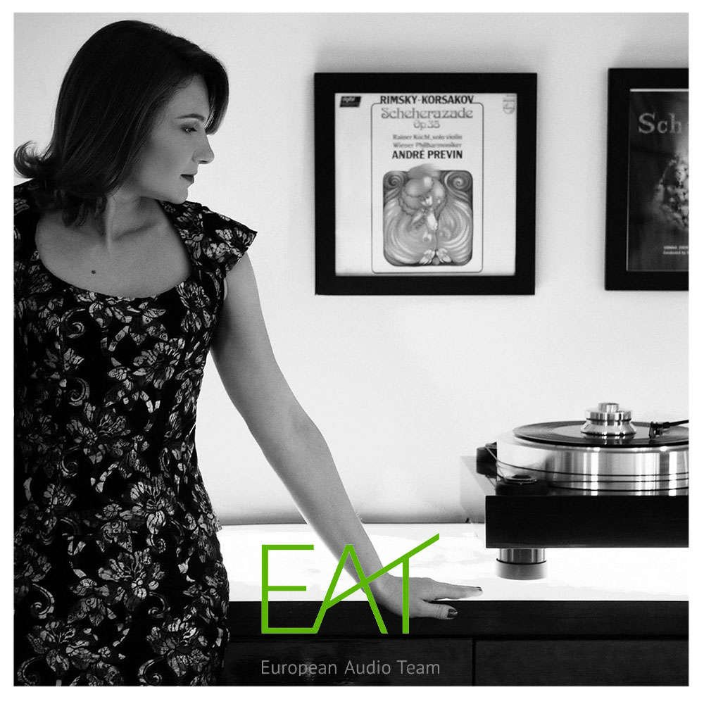 EAT Turntables