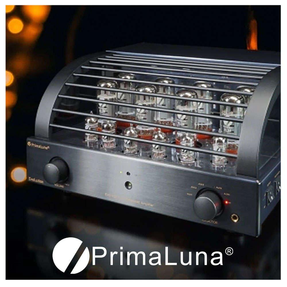 PrimaLuna Valve Amplifiers