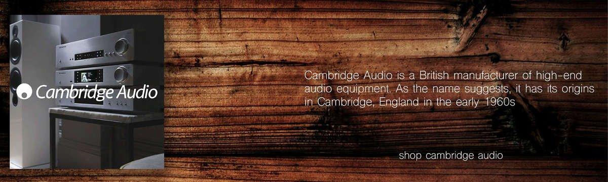 Cambridge Audio Amplifiers