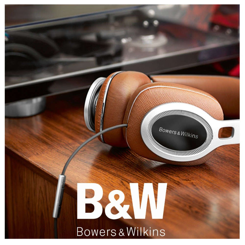 Bowers And Wilkins Speakers Headphones