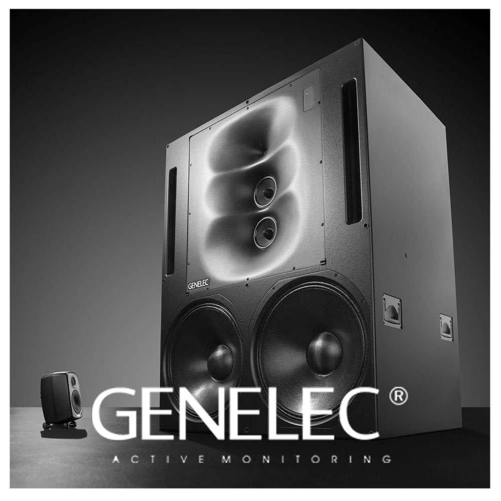 Genelec Active Speakers